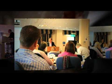 Social Media in Financial Services 2 - Conference photos 2010