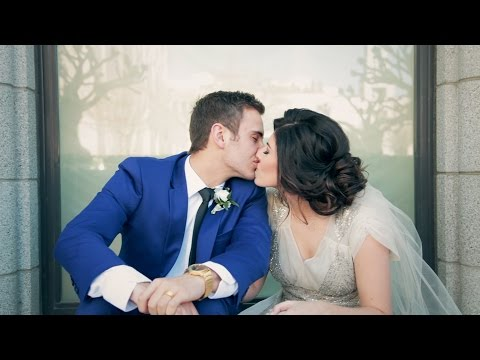 Daylan + Dillan | Utah Wedding Video \ Utah Wedding Videography