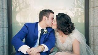 Daylan + Dillan | Utah Wedding Video \ Utah Wedding Videography