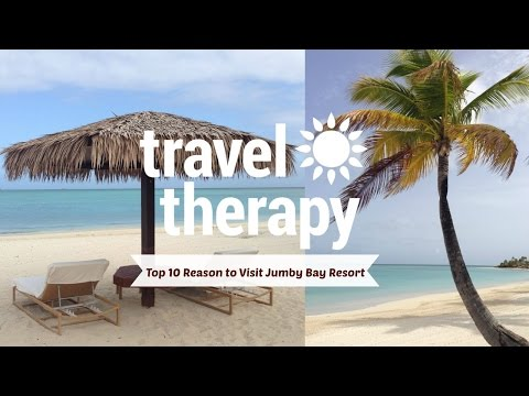 Travel Guide Caribbean | Top 10 Reasons to Visit Jumby Bay Resort | TRAVEL THERAPY