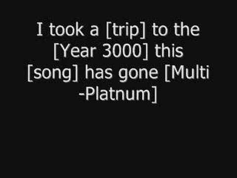 Year 3000[Sing-A-Long]