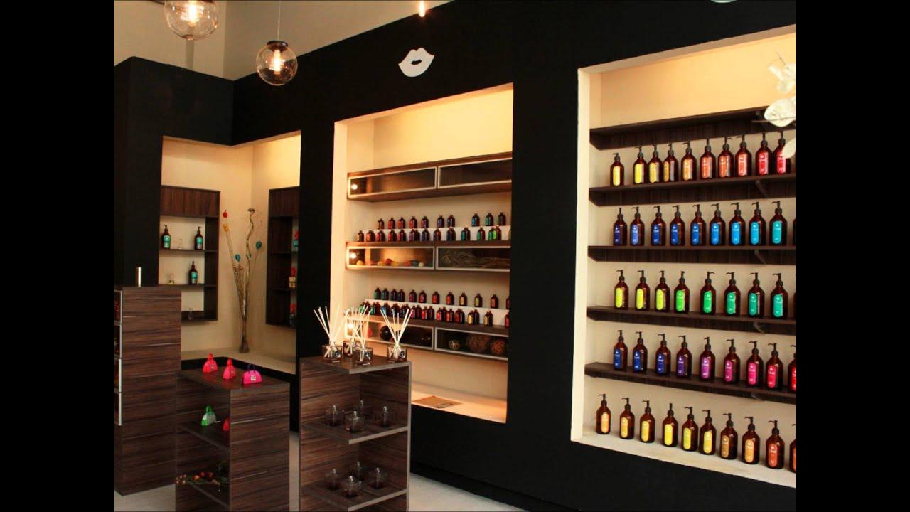 Diseo interior tienda de perfumes  Vtoria arquitectura  diseo interior  YouTube
