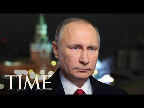 'I'm Not His Groom': Russian President Vladimir Putin Deflects From Criticizing Trump | TIME