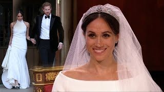 Meghan's electrifying wedding speech breaks tradition & she's her own position on the royal website