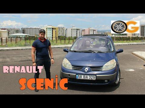 Renault Scenic Türkçe İnceleme Test