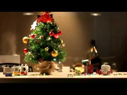 Christmas In Korea.Happy Christmas Korea Version