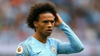 What is going on with Leroy Sane at Manchester City?