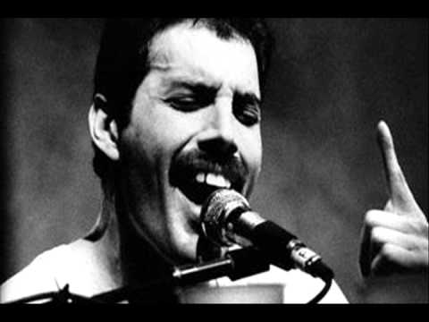 Freddie Mercury - I Was Born To Love You (Vocals & Piano)