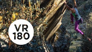 Big Mountain Bouldering   The Imaginary, Part 3 (VR180)