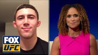Mike Trizano joins Karyn Bryant and Michael Bisping on TUF Talk | INTERVIEW | TUF TALK