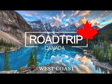 Roadtrip Vancouver - Calgary Via Banff Jasper Yoho Nationalpark