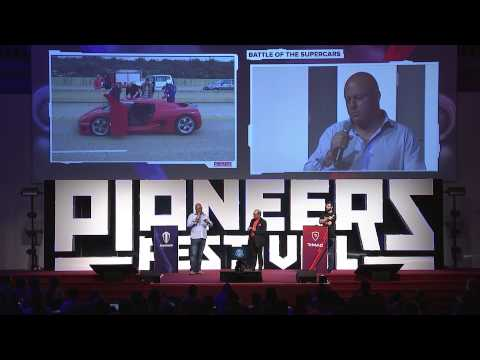Battle of the Supercars: Koenigsegg vs. Rimac - Pioneers Fes