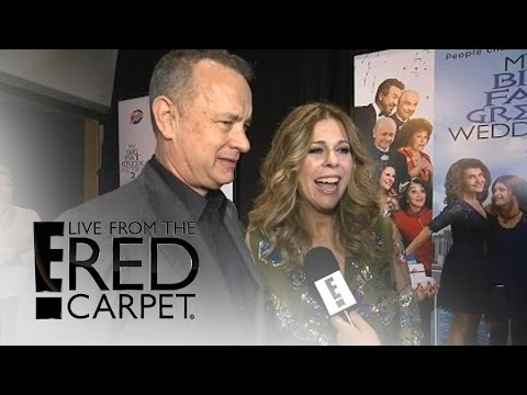 Rita Wilson Is Taking Tom Hanks on Tour | Live from the Red Carpet | E! News