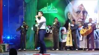 Caminos de Guanajuato en Vivo Manuel Doblado, cantante Marcos Delgado