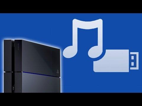 PS4 - Eigene Musik mit USB Musikplayer im Hintergrund abspielen