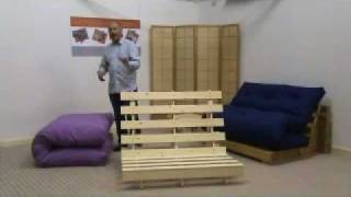 Funky Futon Co: Frame Assembly