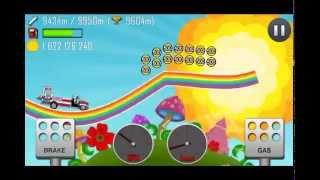 Repeat youtube video Hill Climb Racing - 10240m Rainbow