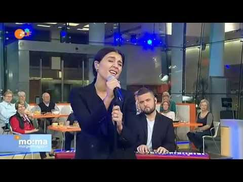 Jessie Ware - Interview + Say You Love Me (Live at ZDF-Morgenmagazin)