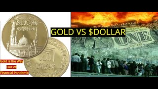 Gold VS Financial Pandemic and Destruction by Epidemic | Global Economic Collapse