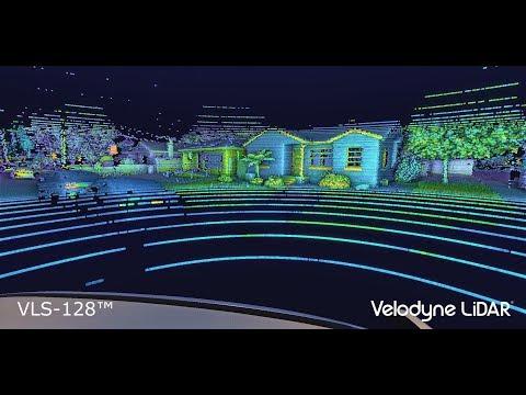 Velodyne LiDAR VLS-128™ - Santana Row