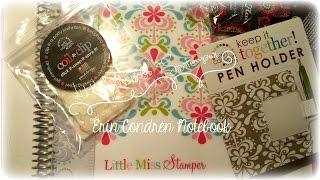 Erin Condren Custom Notebook