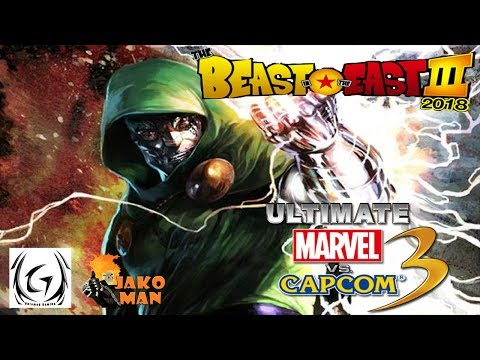 The Beast in The East 2018 - UMVC3 Tournament