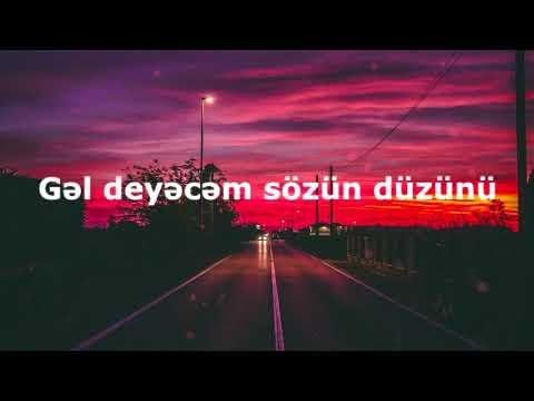 Nigar Muharrem   Yalnızlar  Şəhəri (Lyrics) 🎵