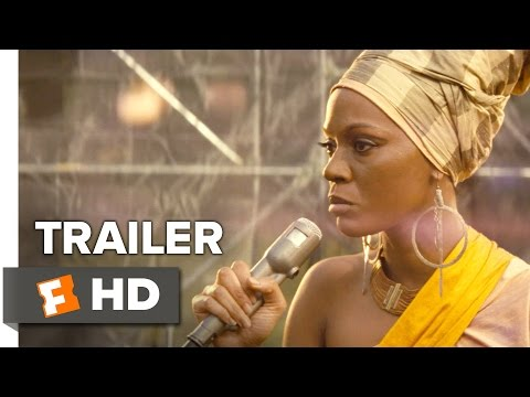 Nina  Trailer #1 2016   Zoe Saldana, David Oyelowo Movie HD