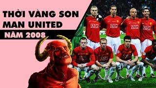 Tạm biệt quá khứ vàng son - MAN UNITED 2008