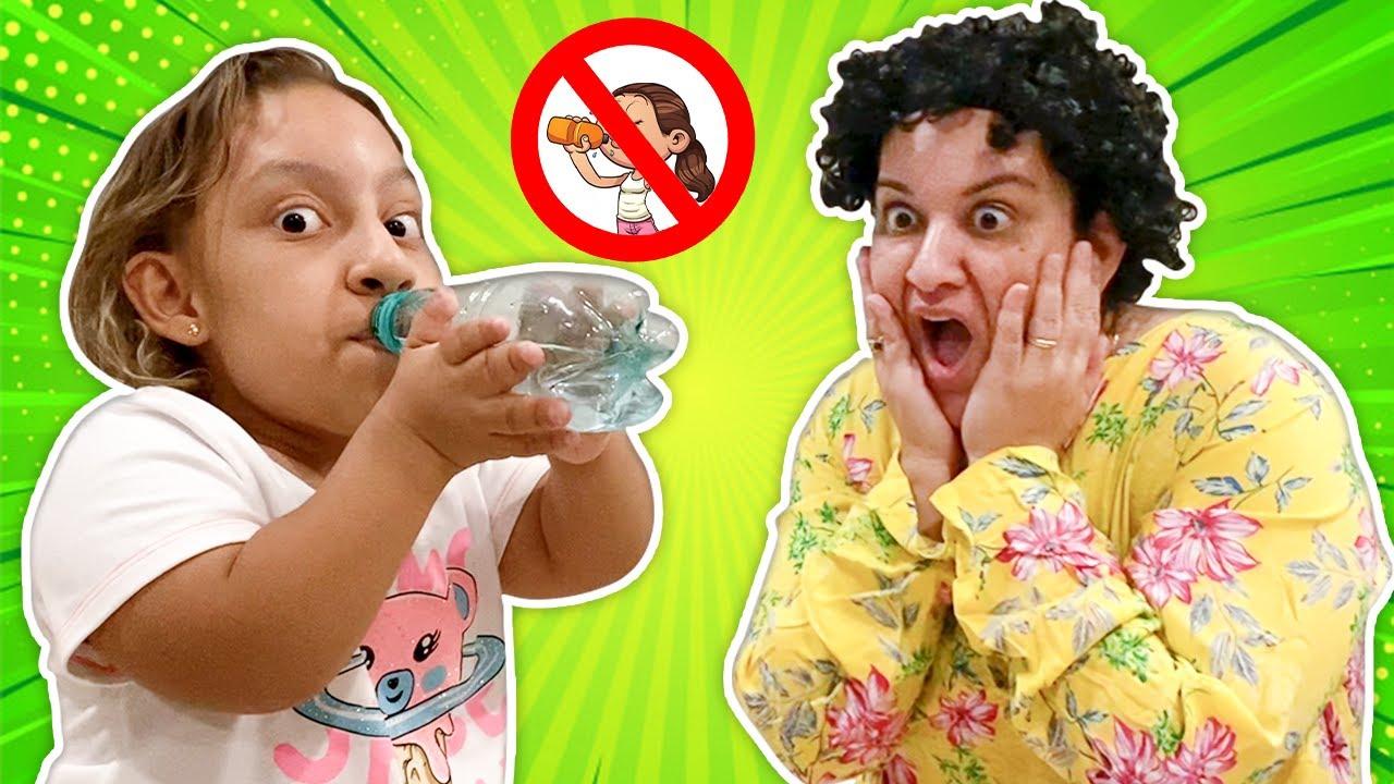 Maria Clara Aprende Novas Regas de Conduta com Babá Esquisita | Learn and Play - MC Divertida