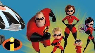 Iniemamocni 2 • Rodzina superbohaterów • Disney