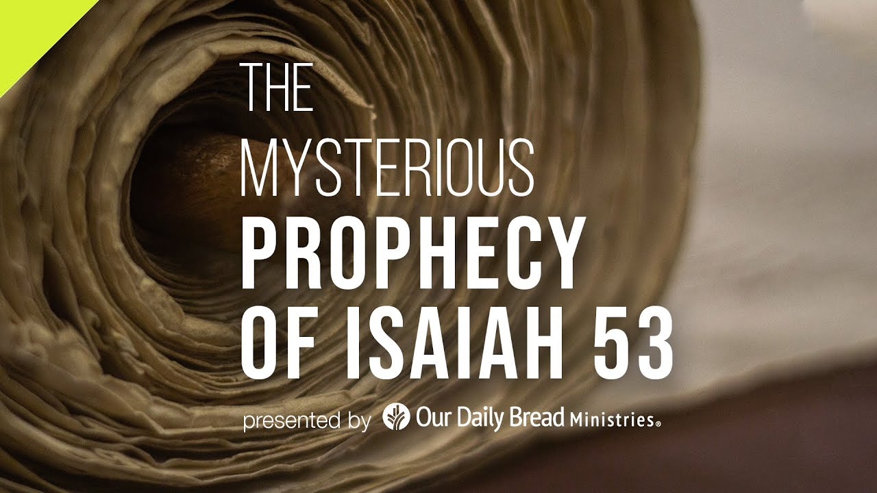 Download The Mysterious Prophecy of Isaiah 53