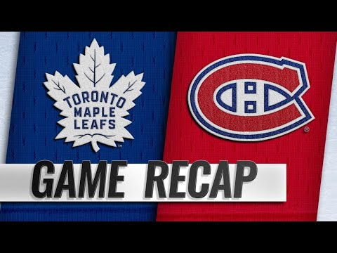 Tavares, Andersen lift Maple Leafs to overtime win