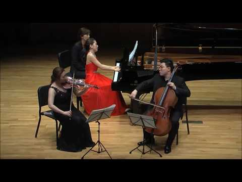 Haydn_Piano Trio in G Major, Gypsy (LUX Trio)