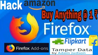 How to fix, Tamper Data not compatible in Firefox / cara
