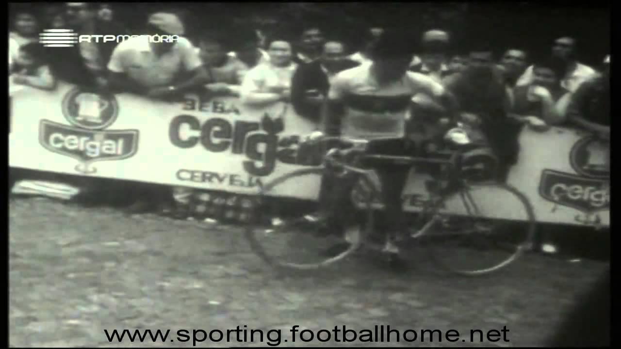 Ciclismo :: Joaquim Agostinho (Sporting) vence o Grande Prémio Internacional de Sintra em 1972