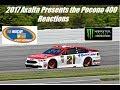 2017 Axalta Presents the Pocono 400