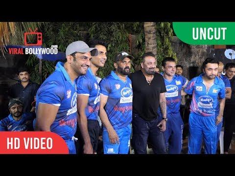 Mumbai Heroes Cricket FULL Match | Sanjay Dutt, Sohail khan, Suniel Shetty