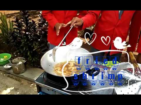 how to make lawan mentimun traditional food from north kalimantan #SMKPANCASILA5WOMOGIRI