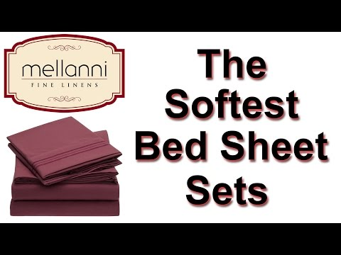 Mellanni Bed Sets For Teens | Teen Bed Sets - Comfort And Luxury