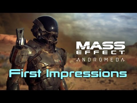 MASS EFFECT: Andromeda - First Impressions