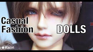 CASUAL FASHION DOLLS | Tokyo Doll Show 42 Winter 2015 | カジュアルファッションドール Thumbnail