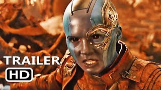 AVENGERS INFINITY WAR Official Super Bowl Trailer (2018) Marvel Super Hero