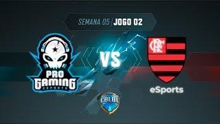 CBLoL 2019: ProGaming x Flamengo (Jogo 2)   Fase de Pontos - 1ª Etapa