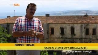 Ceneviz Tic. Yolu'nda Akdeniz'den Karadeniz'e Kadar Kale ve Surlu Yerleşimleri - TRT Avaz