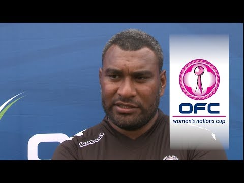Post Match Interviews: Fiji v Solomon Islands