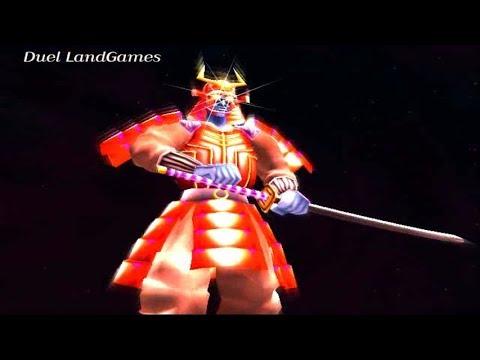 Yu-Gi-Oh Duel Monsters   Samurai Zanki Attack Animation