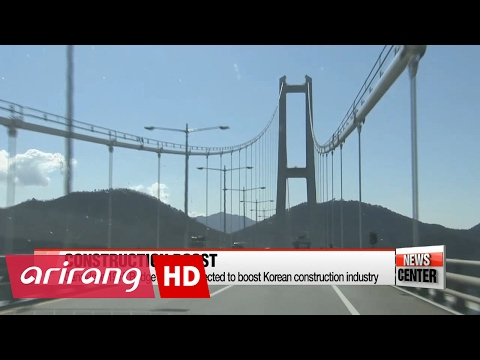 Korea wins US$ 3 bil. bid to build world's longest suspension bridge in Turkey