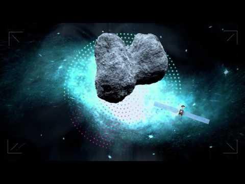 Vangelis - Rosetta - Mission Accomplie (Rosetta's Waltz)