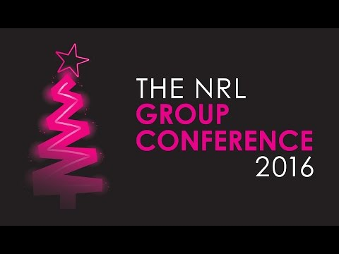 The NRL Group Christmas Conference 2016